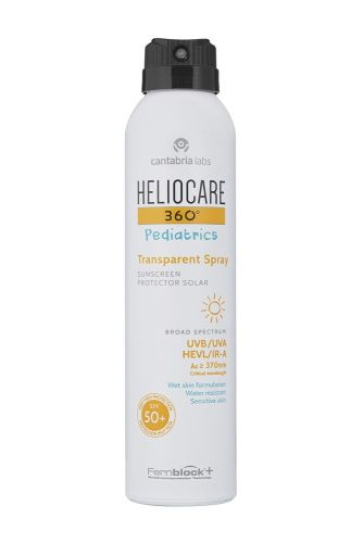 Heliocare 360° Pediatrics Transparent Spray
