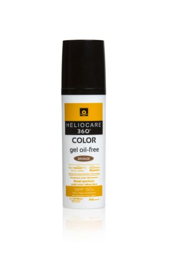 Heliocare 360° Gel Oil-Free SPF 50+ (Bronze)