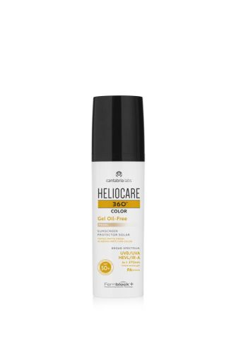 Heliocare 360° Gel Oil-Free SPF 50+ (Pearl)