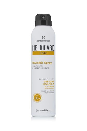 Heliocare 360° Invisible Spray SPF 50+