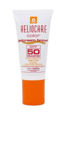 Heliocare GelCream Color SPF 50 (Brown)